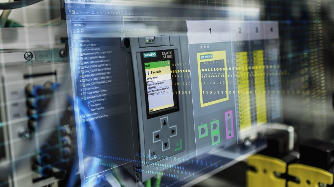 automatyka przemysłowa siemens - safety integrated