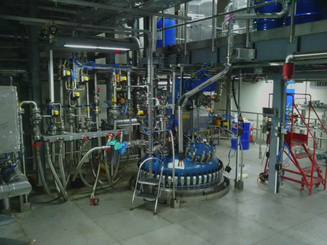 GEO Specialty S2 main plant