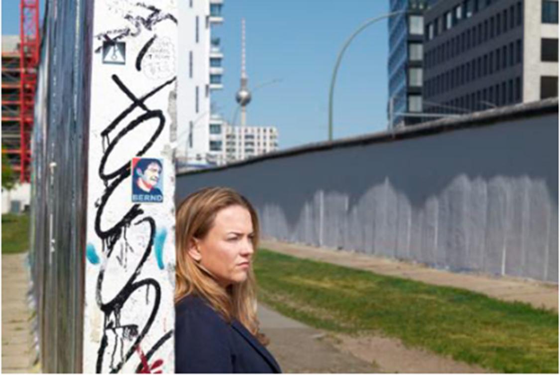 Maria Rossbander in Berlin