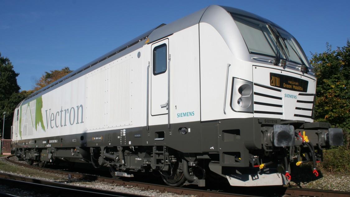 Multisystem-Lokomotive Vectron