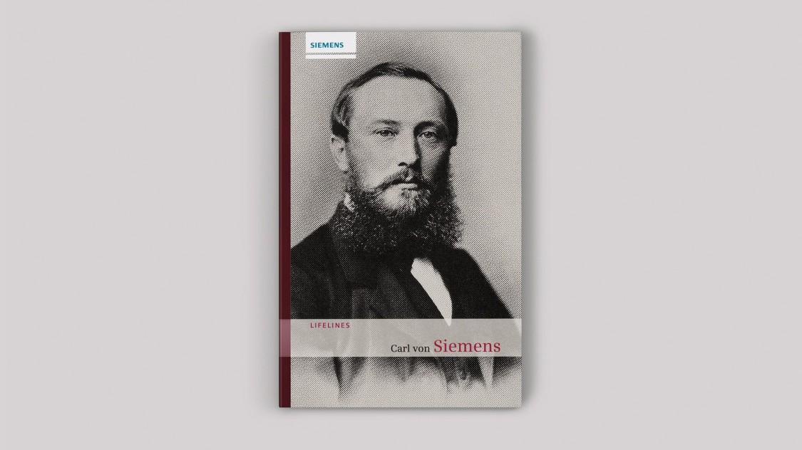 Lifelines, Carl von Siemens, cover