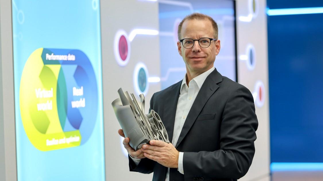 Karsten Heuser Vice President of Additive Manufacturing