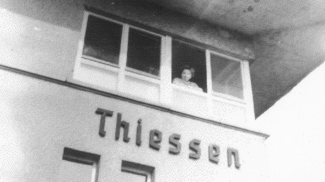 Thiessen around 1960