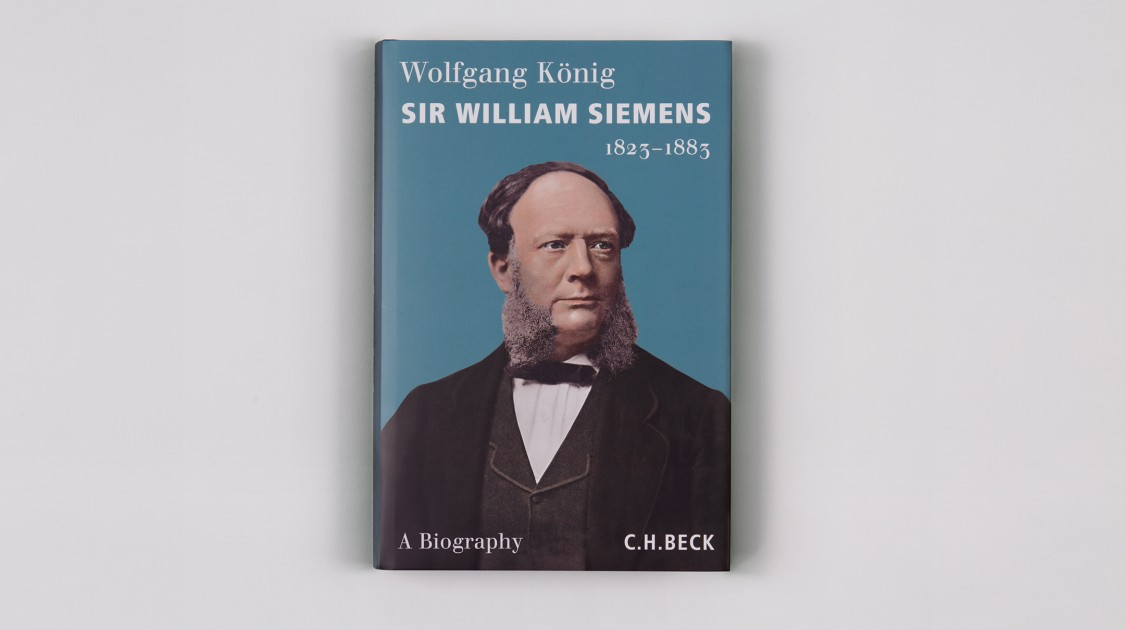Sir William Siemens, cover