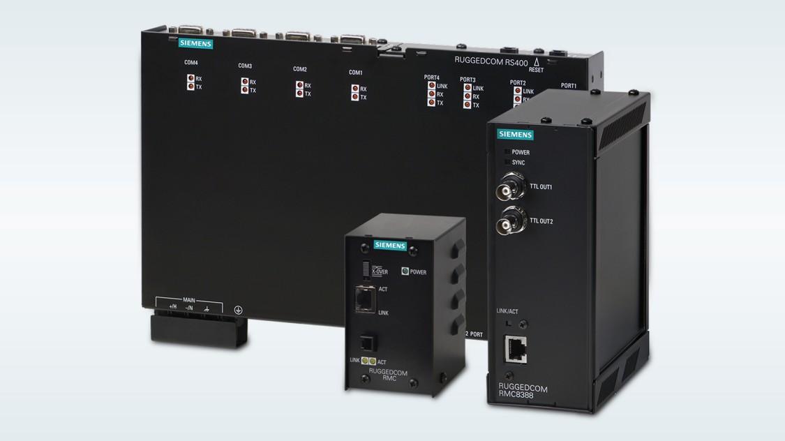 Media Converters & Serial Servers