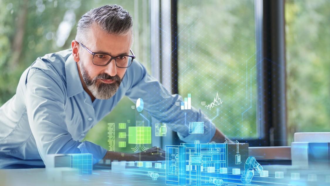 Digitální podnik pro výrobní průmysl