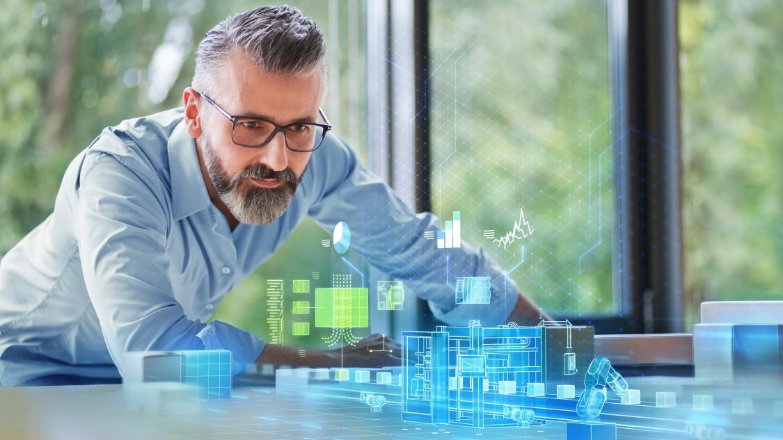 Digital Enterprise for eCar - Hannover Messe 2019