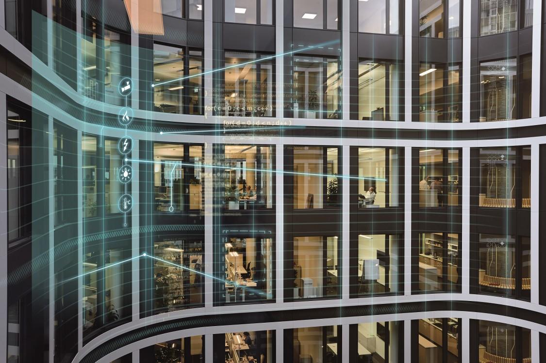Digitale bygninger