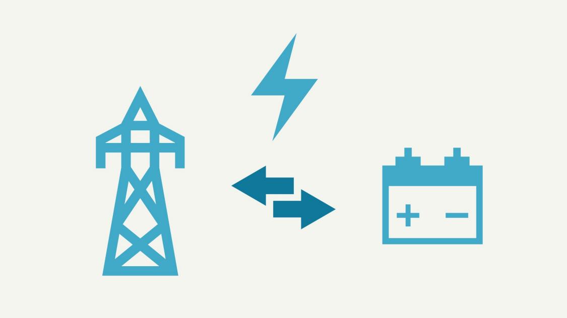 Dezentrale Energiesysteme: alternative Netznutzung