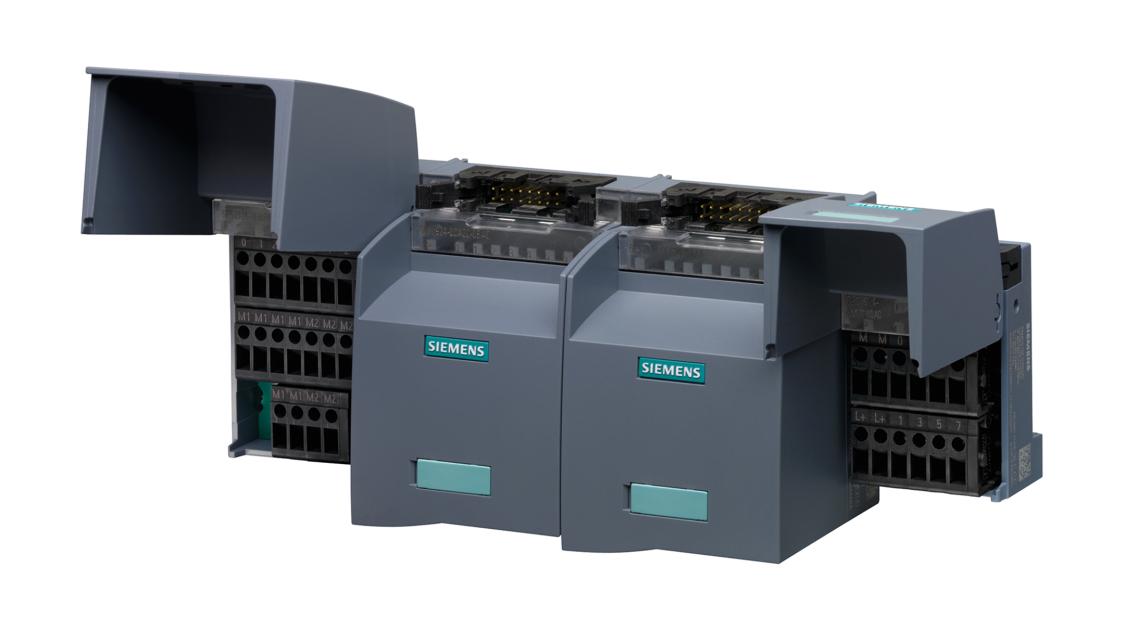 SIMATIC TOP з'єднує клемні модулі для SIMATIC S7-1200 і 25-мм-S7-1500, ET200 SP і LOGO!