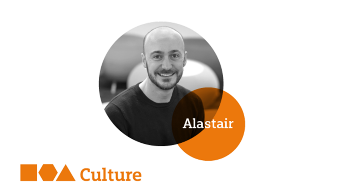 Alastair - Inspiring a company-wide inclusion movement