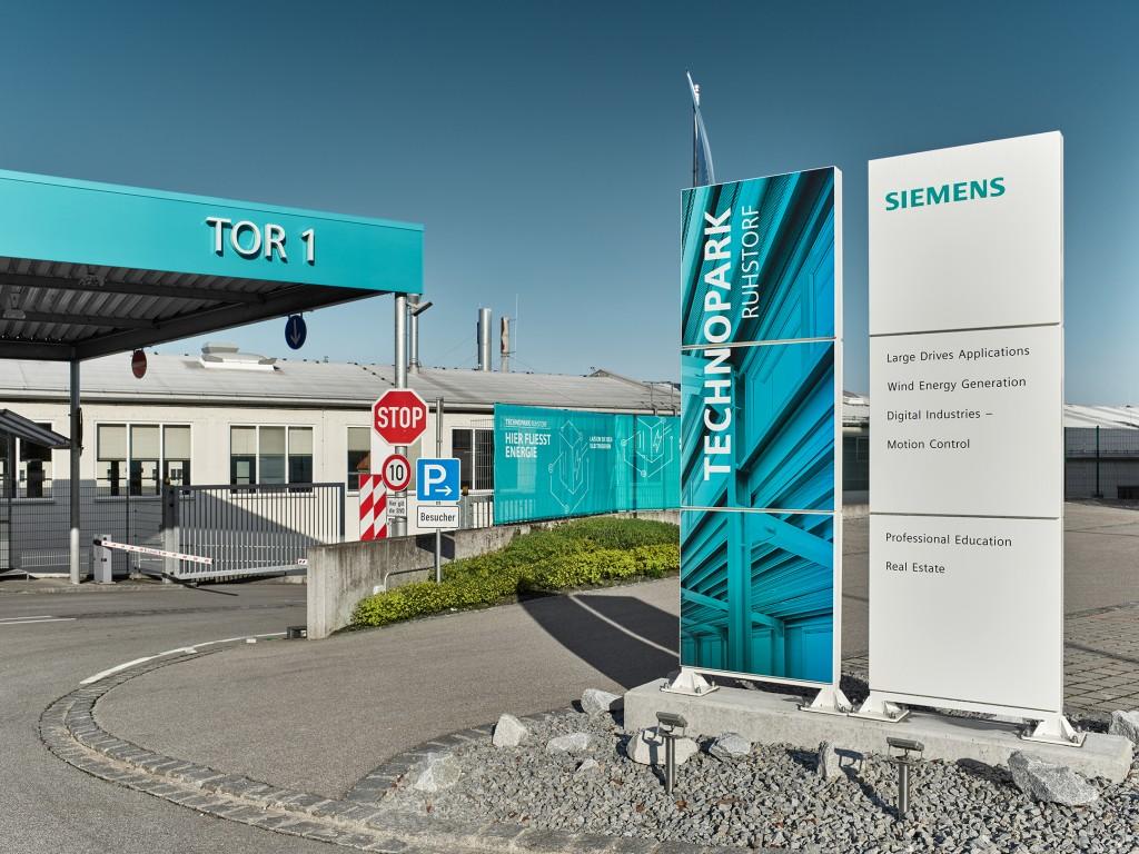 Siemens Technology Park Ruhstorf 2020