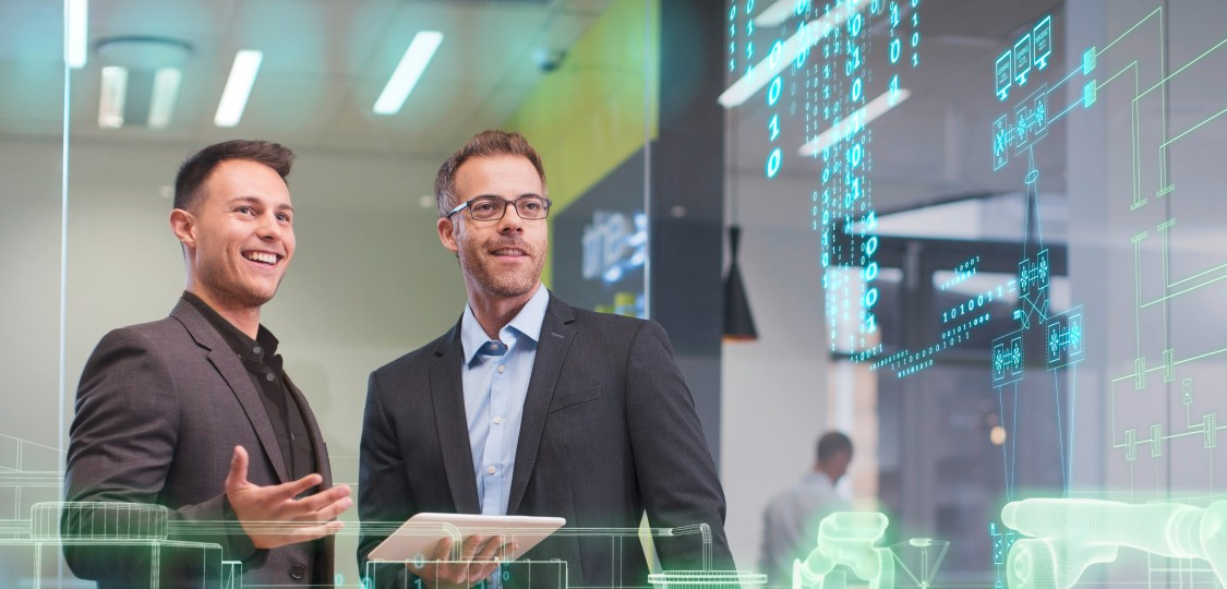 Secure communication between OT and IT networks is the backbone of digitalization