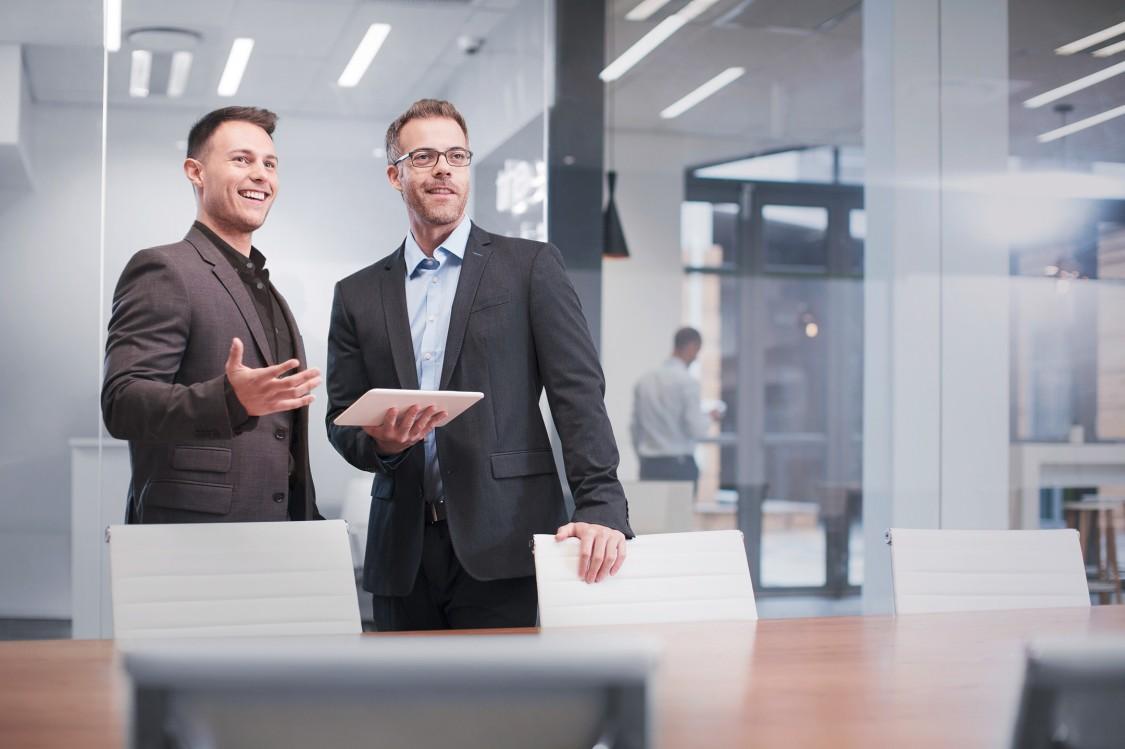 Optimale Verbindung von OT und IT Netzwerken