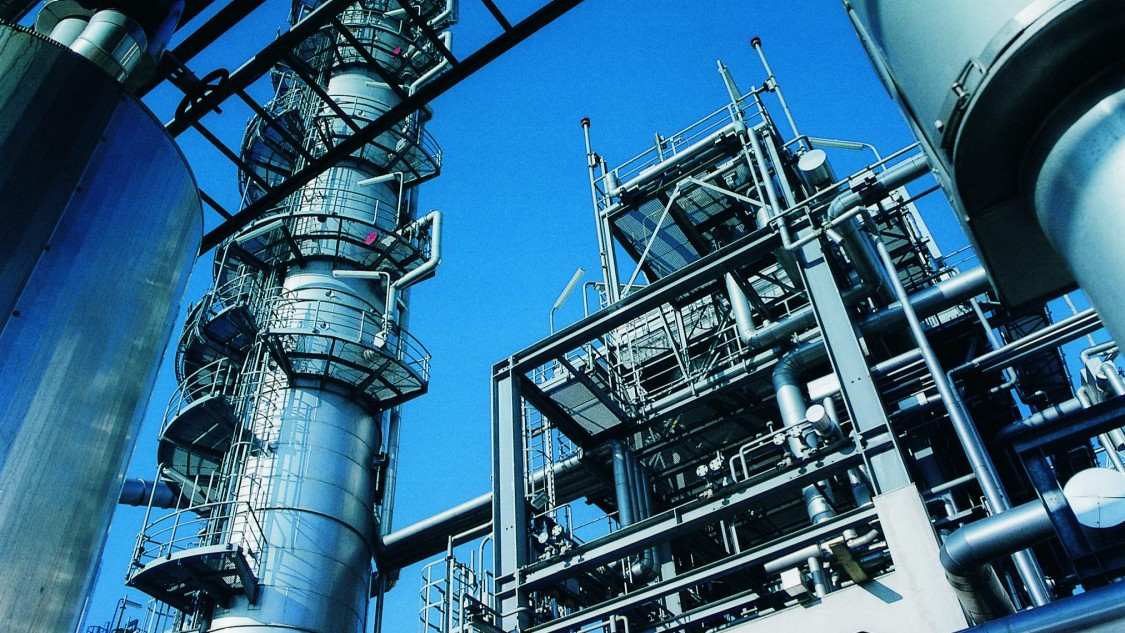 SIVACON S8 low-voltage switchboard for chemical plants