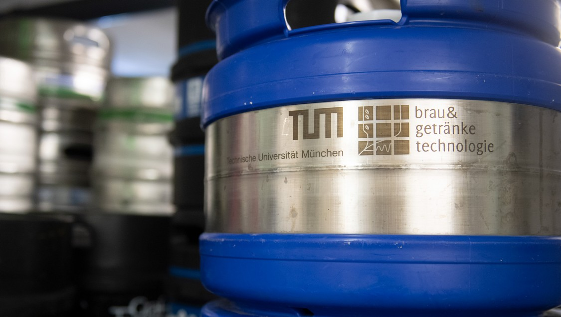 Braumat at the research brewery of the Technical University of Munich