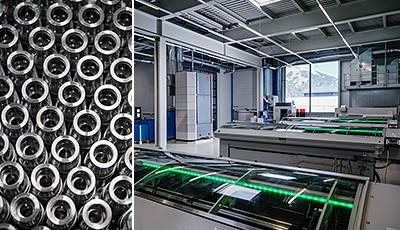 Die Moser Mechanik AG ist spezialisiert auf die Herstellung von Dreh-, Fräs- und Bohrteilen für die Industrie. Selbst bei geringen Temperaturschwankungen in der Produktionshalle können bereits Dehnungsprozesse bei den Materialien einsetzen, was zu Ungenauigkeiten bei der Verarbeitung führt.