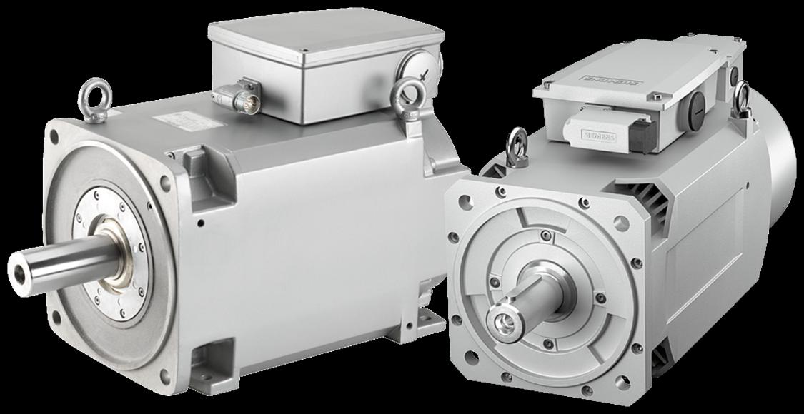 sinumerik 828d cnc - 1ft7 motors