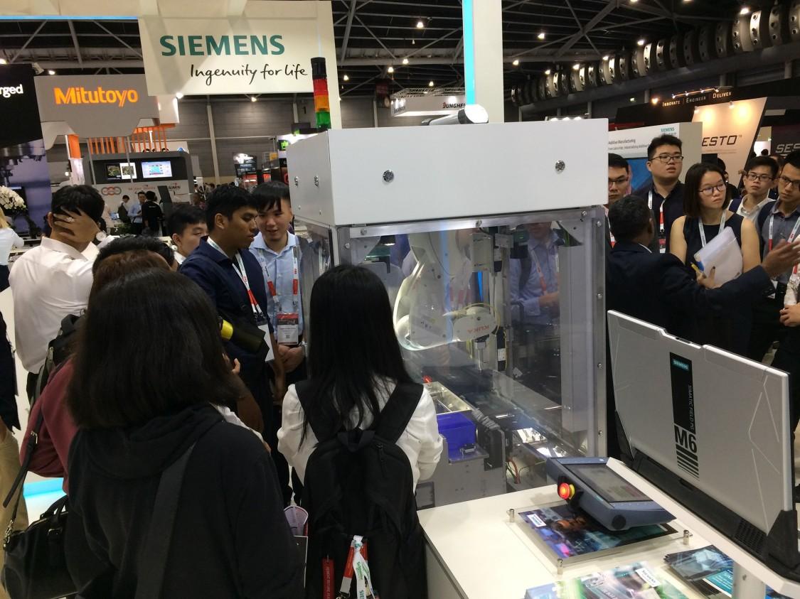 Siemens @ITAP 2019