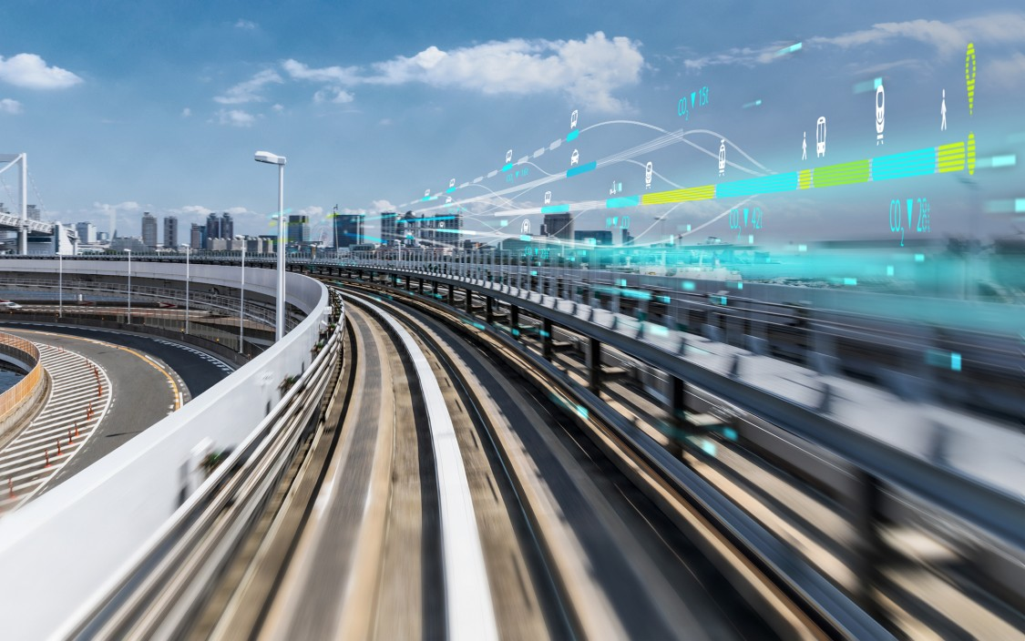 Mass-transit railways solutions for smart cities