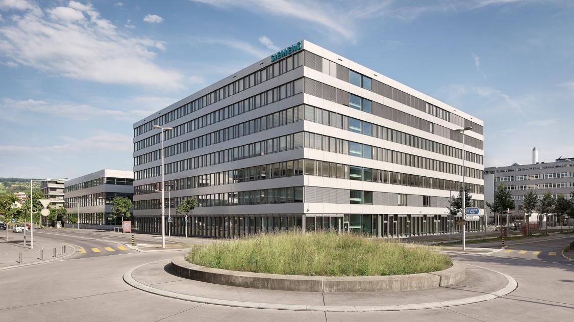 Siemens Campus Zug