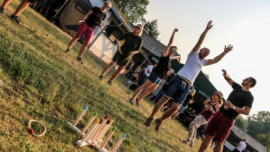 Letní párty v Ostravě