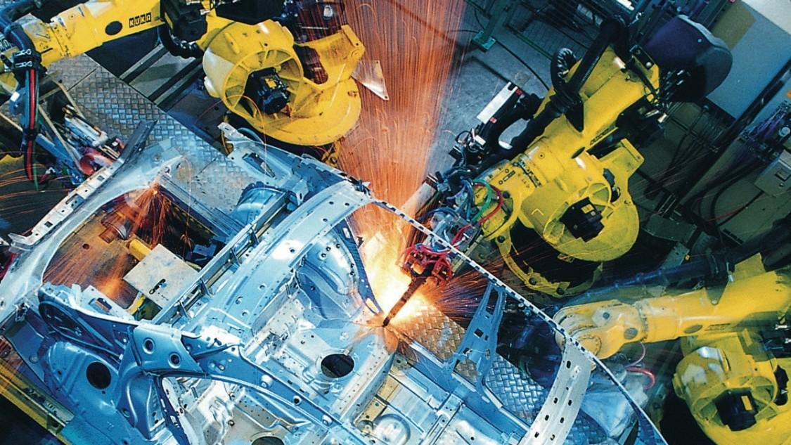 Energy efficiency in UK Manufacturing