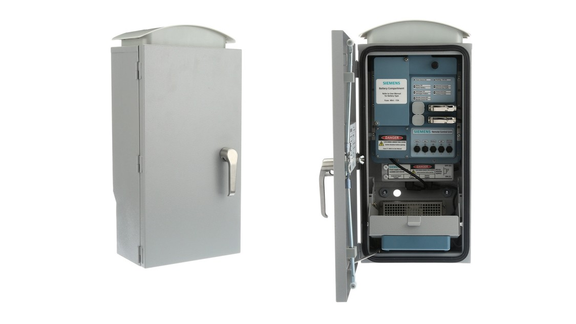 Remote control unit enclosure