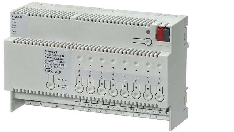 Dispositif combinateur GAMMA