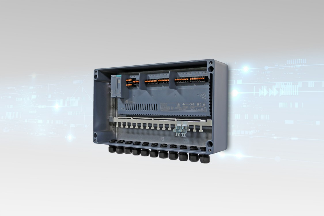 Ny variant av SIMATIC Compact Field Unit