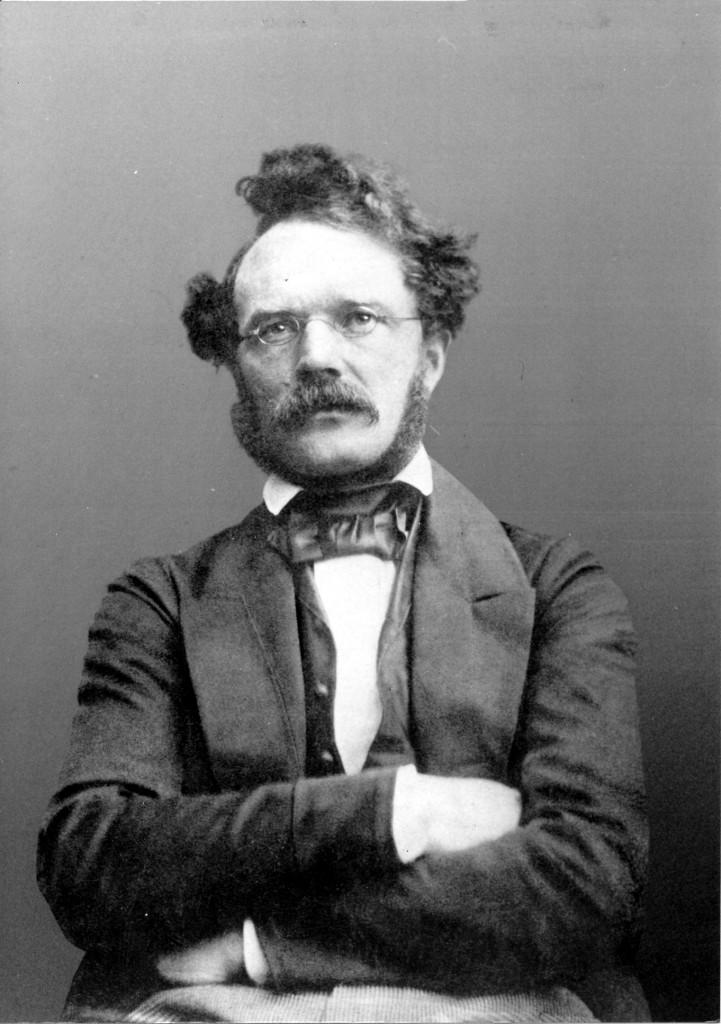 Werner von Siemens, um 1847