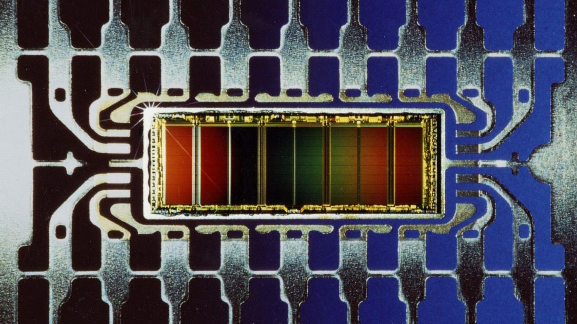 Siemens' 1-mbit chip in 1987