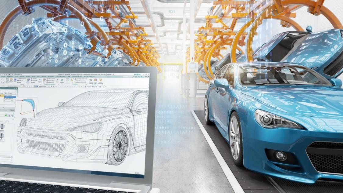Digitala fabriken i fokus