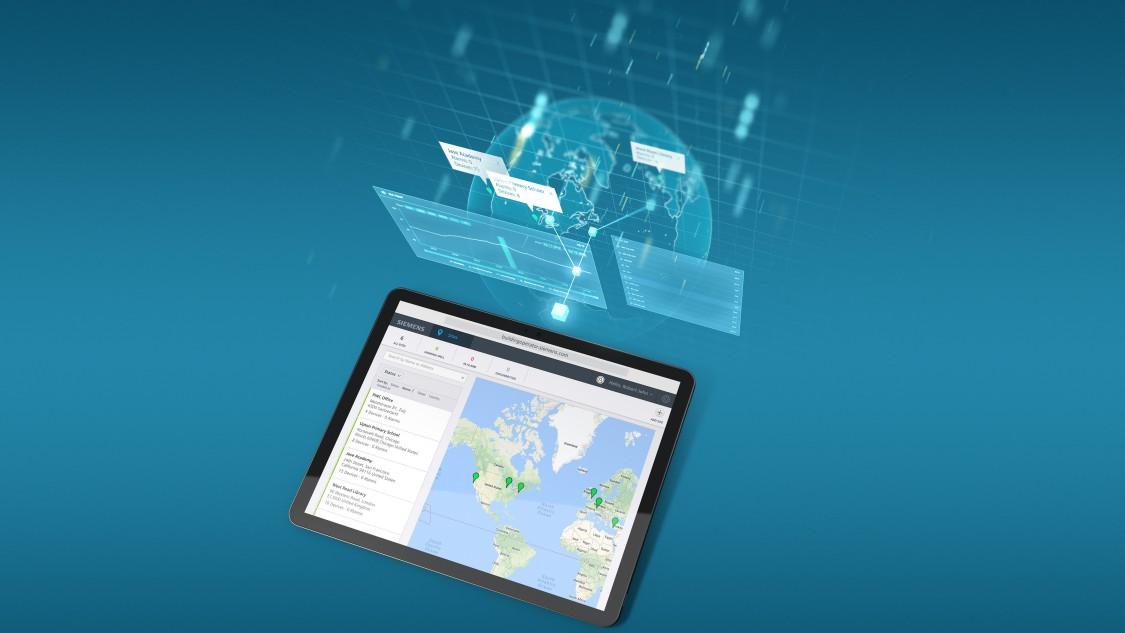 Building  Operator von Siemens: die Cloud-Applikation zur Digitalisierung des Servicegeschäfts