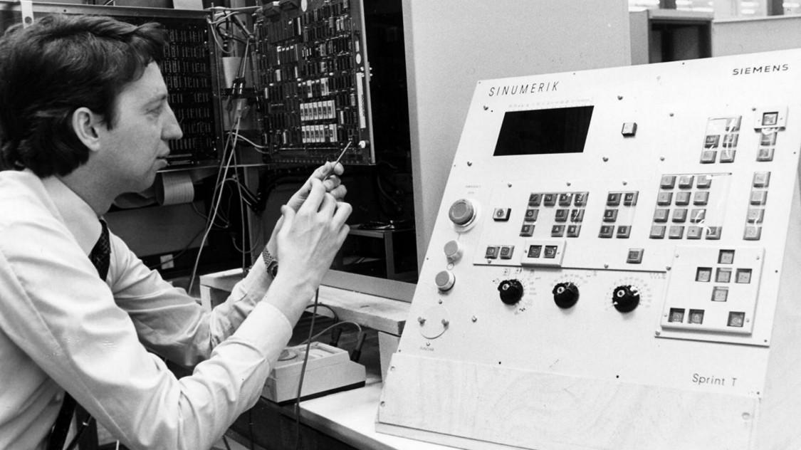 SINUMERIK Sprint je »prvi korak v avtomatizaciji« strojnih orodij.
