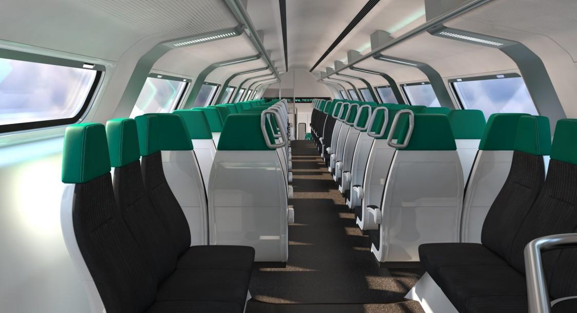 Viaggio Twin – double-deck passenger coach for maximum capacity