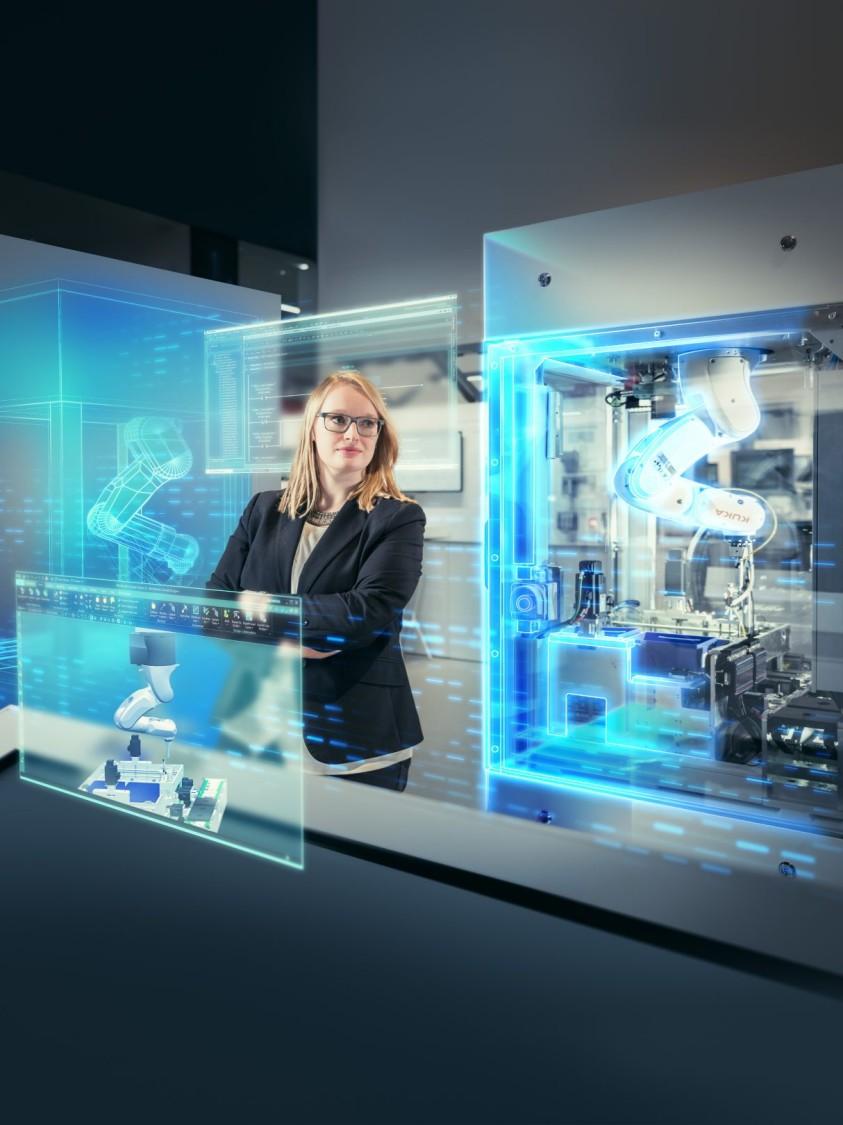 Wettbewerbsvorteile durch Simulation für Automation sichern