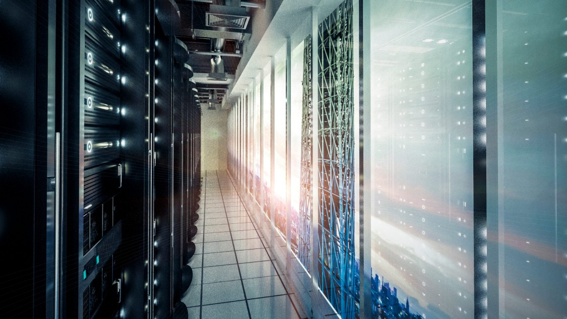 Thermal optimization in data centers from Siemens