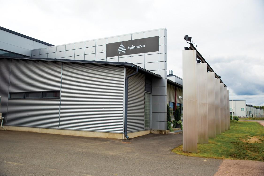 Spinnovan pääkonttori sijaitsee Jyväskylässä.