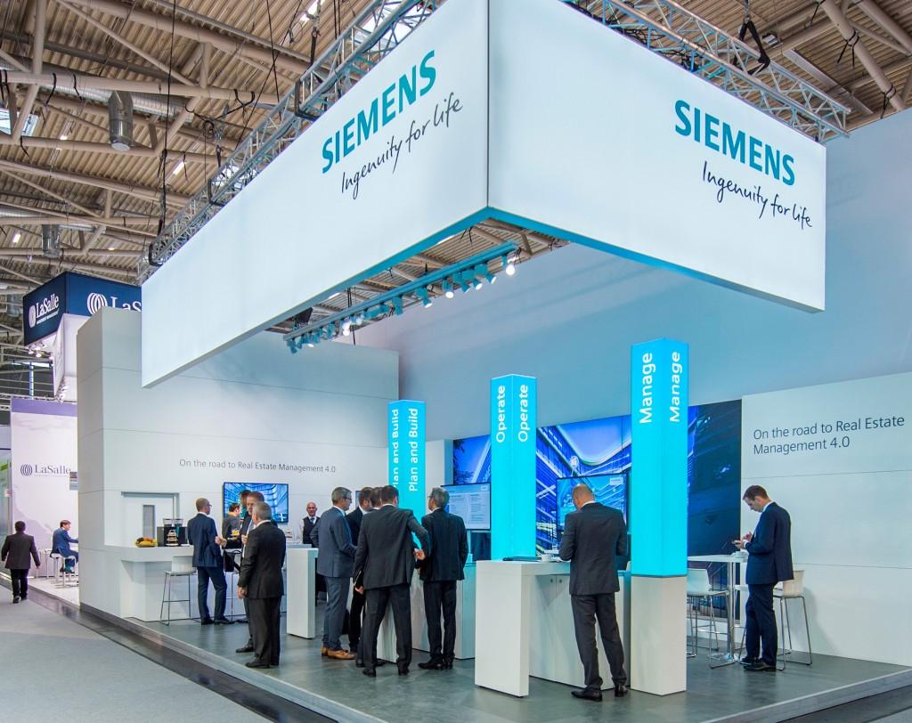 Siemens treibt die Digitalisierung der Immobilienbranche voran