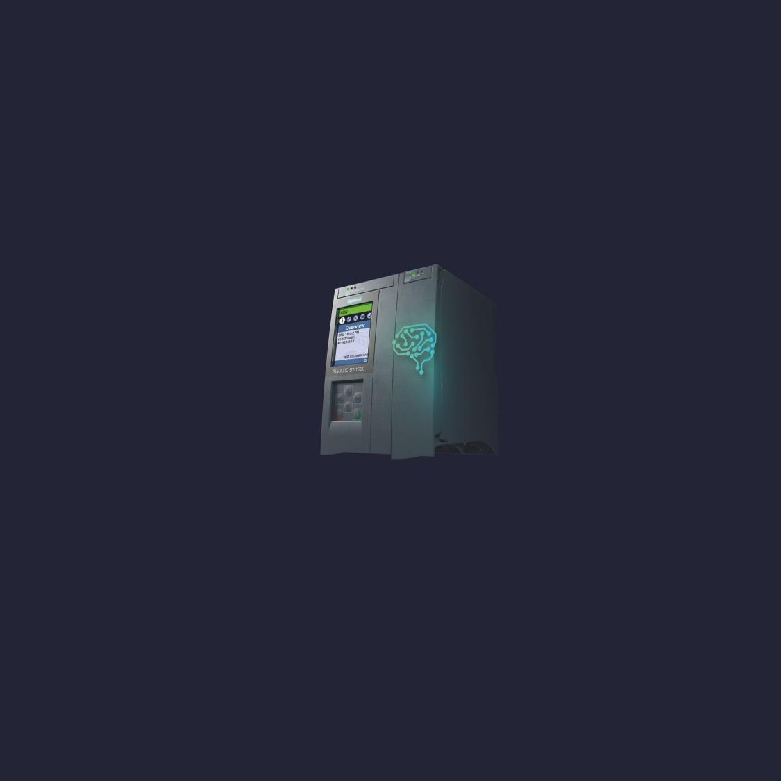 Thiết bị SIMATIC S7-1500 TN NPU với trí thông minh nhân tạo tích hợp