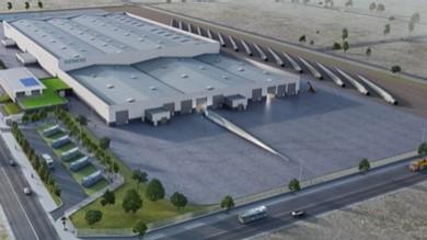 Siemens construit une usine de pales d'éoliennes au Maroc