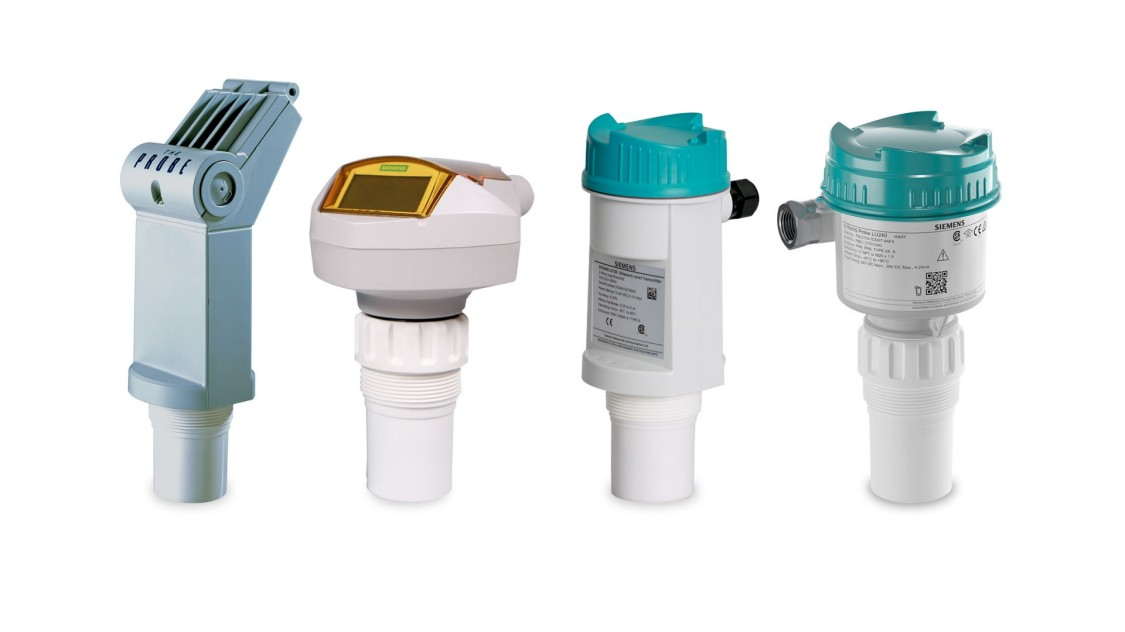 USA - Ultrasonic level transmitters
