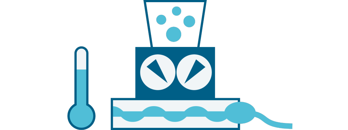 Icon Mixing and extrusion