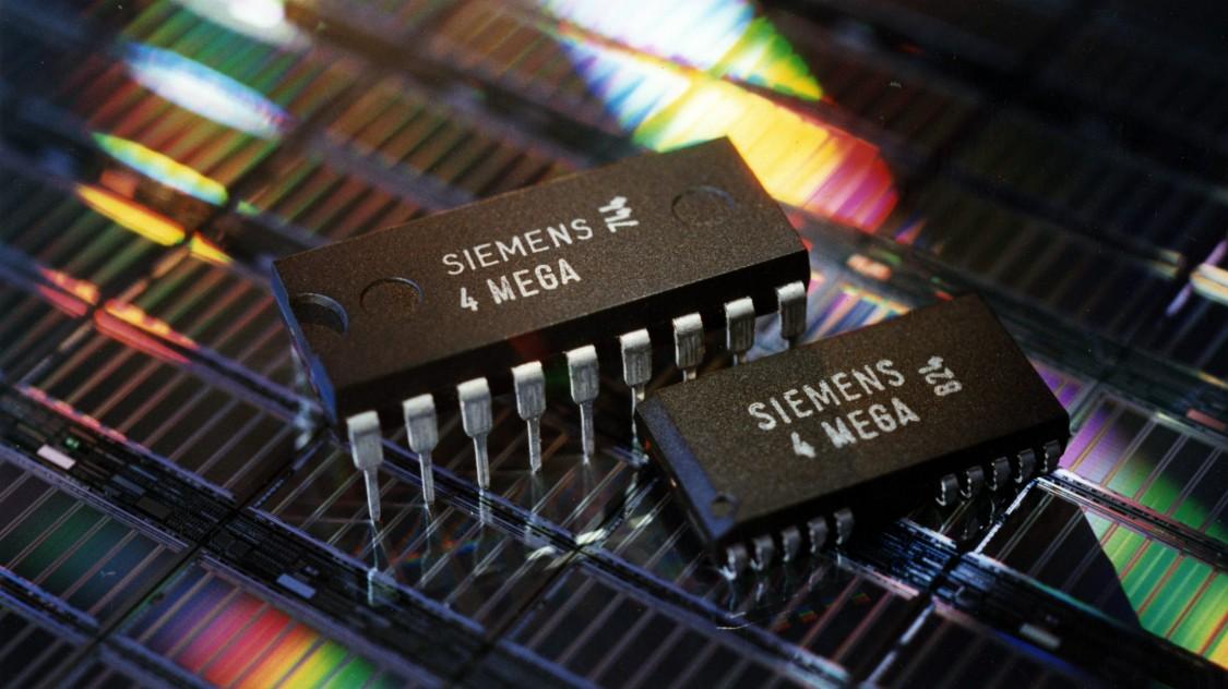 4-Megabit-Chip