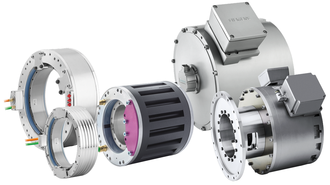 simotics t torque motors for motion control