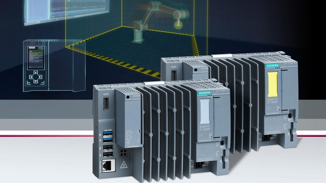 SIMATIC ET 200SP Open Controller Technology