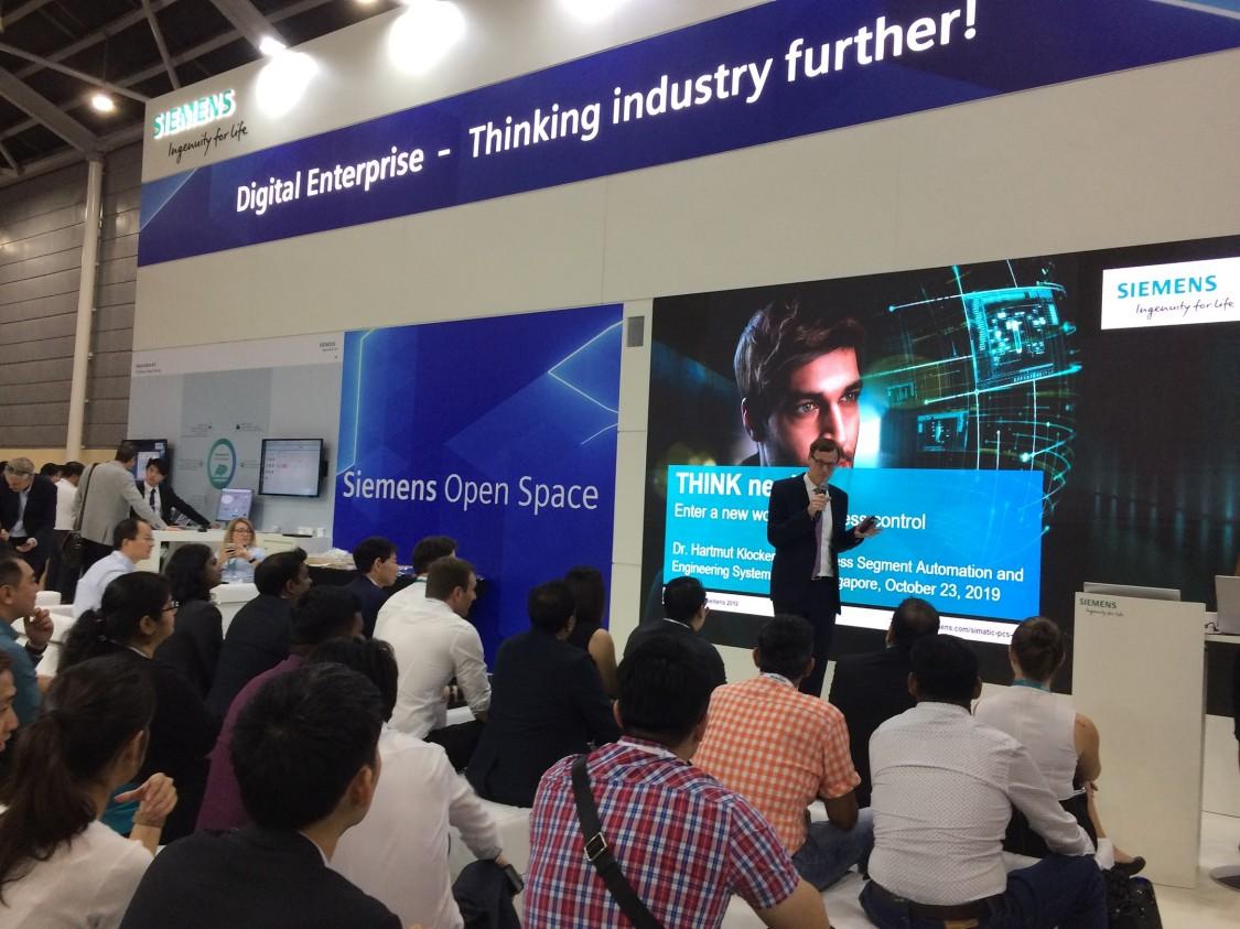 Siemens Open Space @ITAP 2019 - PCS neo Launch