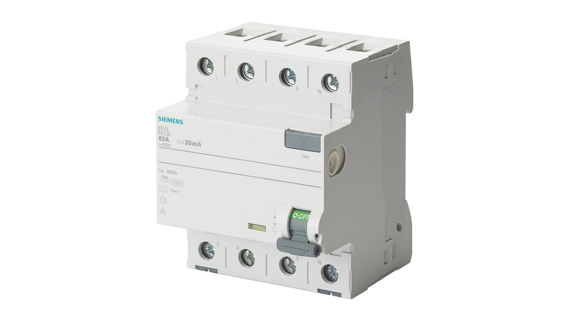 Residual current operated circuit breakers