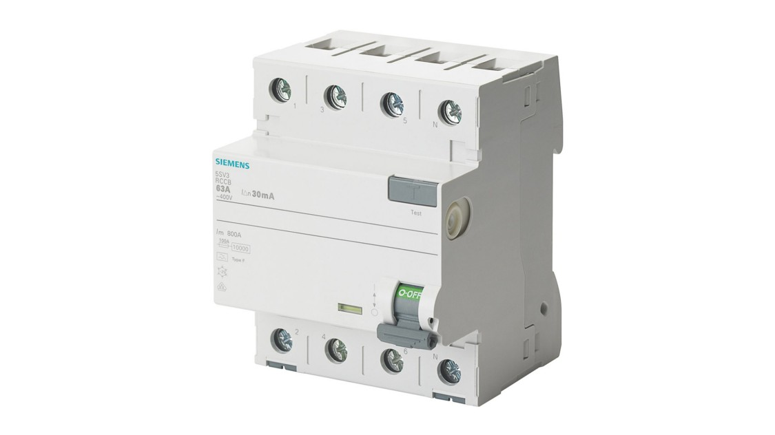 Residual Current Protection Devices